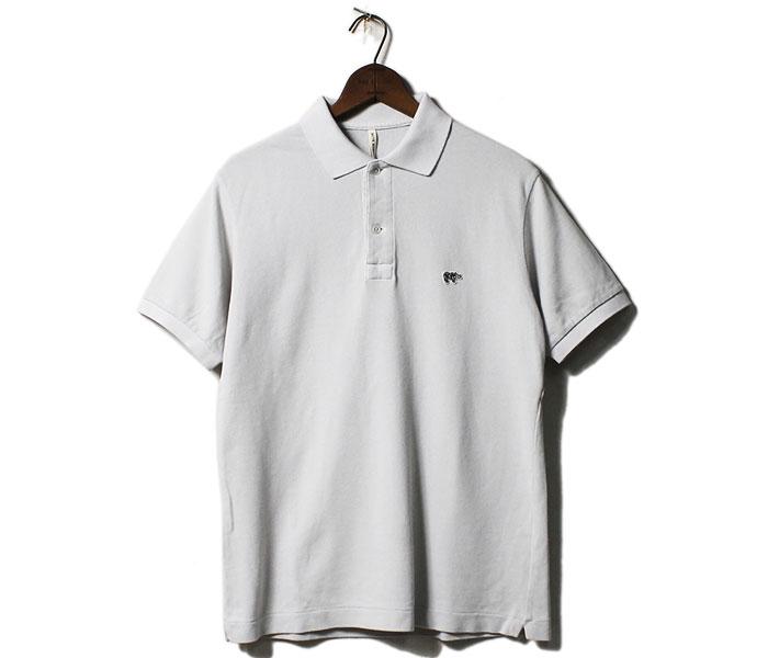 SCYE BASICS サイ ベーシックス 日本製 '2019年春夏モデル'' 40/1鹿の子 ポロシャツ (SCYE-POLO-SHIRT (5119-21605))