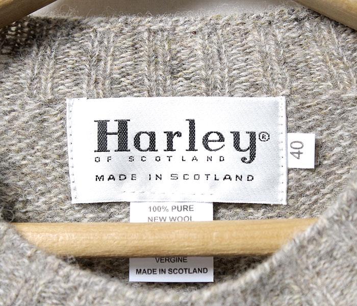 ハーレー シャギードッグ ニット・セーター