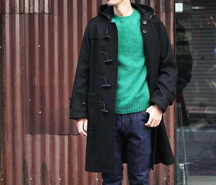 ハーレーオブスコットランド HARLEY OF SCOTLAND 英国製 ''シャギードッグ'' シェトランド ニット セーター (HARLEY-2474-7-OTHER)