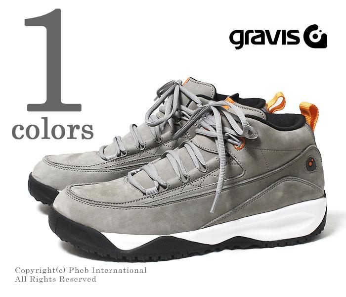 [送料無料] グラビス GRAVIS センチュリー CENTURY グレー/オレンジ スニーカー 復刻 GRAY/ORANGE (05040-CENTURY-GRY-ORG)