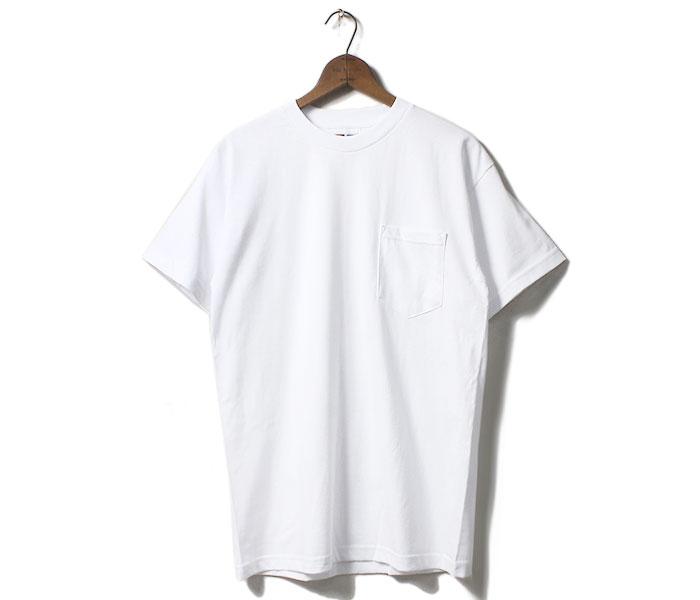 [メール便送料無料]ベイサイド/BAYSIDE アメリカ製 ポケT ポケットTシャツ (BA3015-POCKET)
