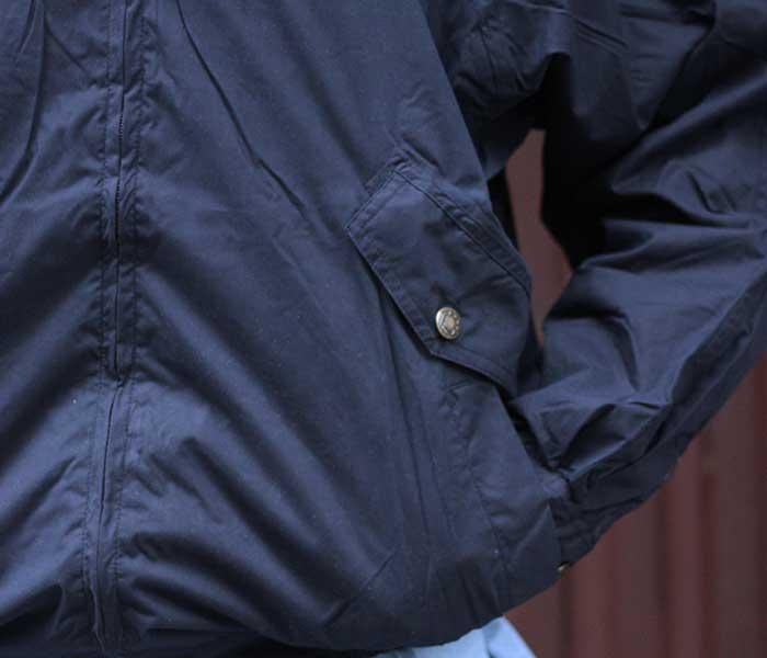 コブラキャップ COBRA CAPS ハリントンジャケット マイクロファイバー エグゼクティブジャケット MICROFIBER EXECTIVE JACKET (COBRA-EXECTIVE)