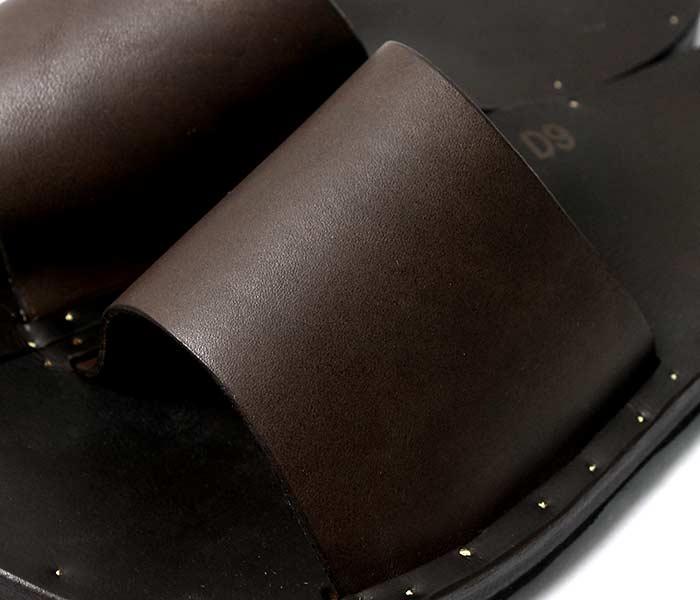 [送料無料]ユッタニューマン/JUTTA NEUMANN アメリカ製 シモーネ/SIMONE ブラウンラティゴレザー ビルケンソール レザーサンダル ハンドメイド (SIMONE-BROWN-LATIGO-BIRK)
