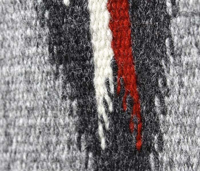 オルテガ ORTEGA'S アメリカ製 チマヨ ベスト スクエア ヘザーグレー ライトグレー CHIMAYO SQ VEST HEATHER GREY (ORTEGA-SQ-VEST-HEATHER)