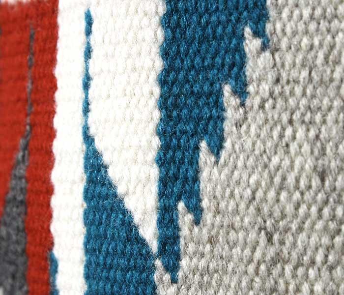 オルテガ ORTEGA'S アメリカ製 チマヨ ベスト スクエア オートミールグレー CHIMAYO SQ VEST OATMEAL (ORTEGA-SQ-VEST-OATMEAL)