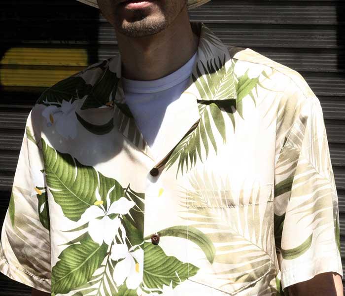 トゥーパームス TWO PALMS アロハシャツ レーヨン ハワイアンシャツ RAYON ALOHA SHIRTS MADE IN USA (TWOPALMS-OTHER-COL)