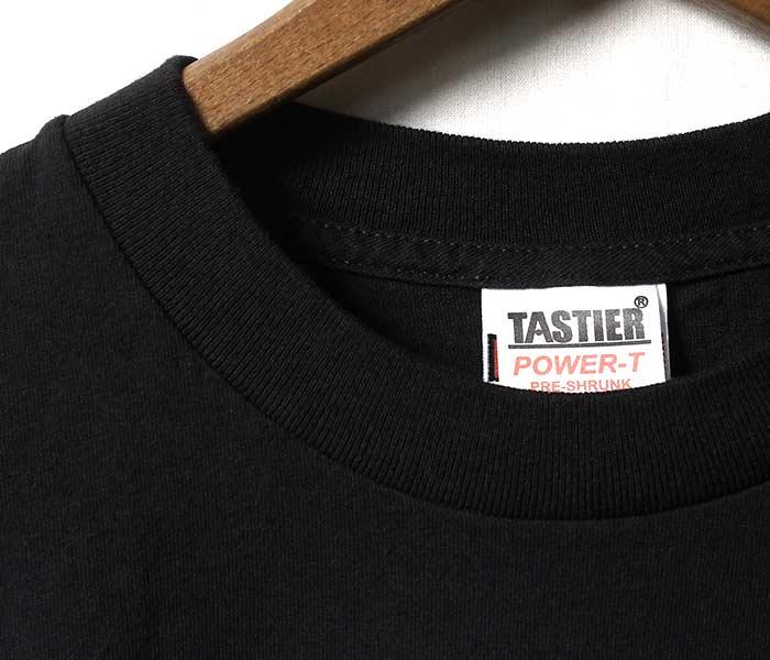 テイスティア/TASTIER × アンドフェブ/and Pheb アメリカ製 別注 ''ビードロ'' プリントTシャツ 浮世絵 (TSTR-BIDORO-SSTEE)