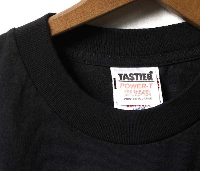 テイスティア/TASTIER × アンドフェブ/and Pheb アメリカ製 別注 ''ダンス'' プリントTシャツ 両面プリント マティス (TSTR-DANCE-SSTEE)