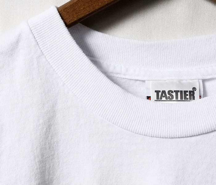 テイスティア/TASTIER × アンドフェブ/and Pheb アメリカ製 別注 ''ひまわり'' プリントTシャツ ゴッホ ベイサイドボディ (TSTR-HIMAWARI-SSTEE)