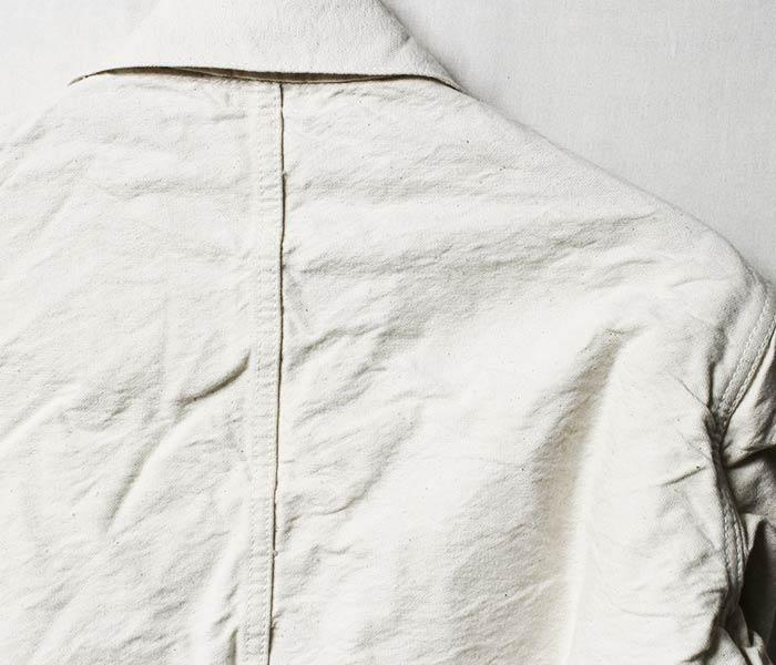 [送料無料]テンダー/TENDER Co. 英国製 ''RINSE WASH SHOEMAKERS CANVAS'' ダブルフロントバタフライジャケット TYPE 930 DOUBLE FRONT BUTTERFLY JACKET (930-JKT-CANVAS-RINSE)