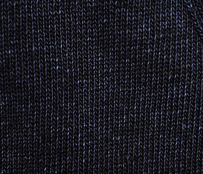 [送料無料]テンダー/TENDER Co. 英国製 INDIGO COTTON YARN ニット カーディガン WOOL PATTERN CARDIGAN (742-IND-CTN-CARDIGAN)