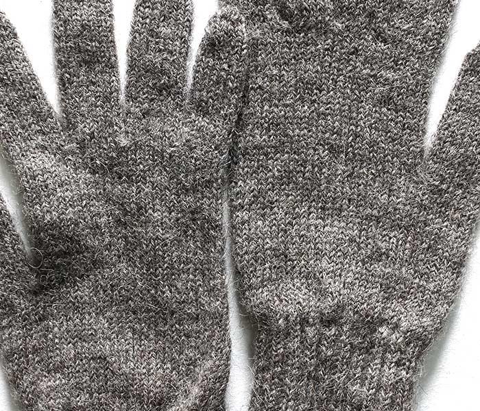 テンダー TENDER Co. 英国製 RYELAND WOOL ムーア グローブ プレーンステッチ ニット 手袋 TYPE 888 MOOR GLOVES PLAIN STITCH (888-GLOVES-RYELAND-WOOL)