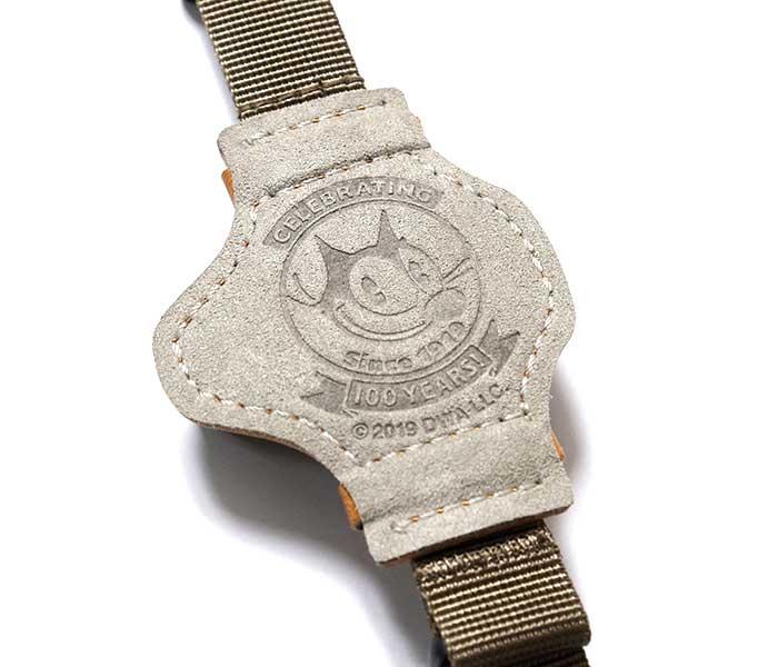 トイズマッコイ TOYS McCOY オリーブ FELIX ミリタリーウォッチ フィリックス 100周年記念モデル U.S.NAVY 腕時計 (TMA1901-OLV)