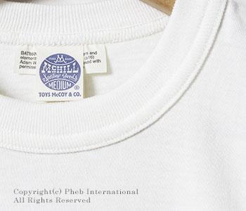トイズマッコイ/TOYS McCOY 日本製 ''BATCYCLE WROOM'' BATMAN Tシャツ(TMC1653)