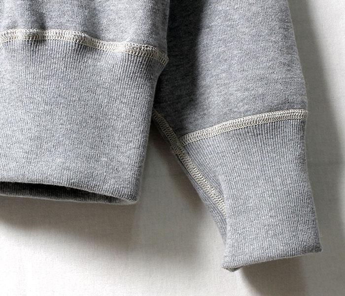 TOYS McCOY トイズマッコイ 日本製 セットイン スウェット フラットシーマ 両V SWEAT SHIRT FLATSEAMER (TMC1675)