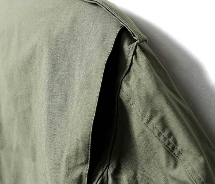 [送料無料]トイズマッコイ/TOYS McCOY 日本製 タクシードライバー/TAXI DRIVERモデル M-65 King Kong COMPANY フィールドジャケット (TMJ1701)