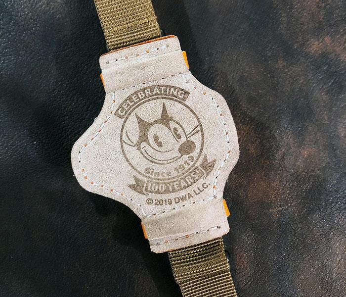トイズマッコイ TOYS McCOY ミリタリーウォッチ フィリックス FELIX 100周年記念モデル U.S.NAVY 腕時計 (TMA1901)