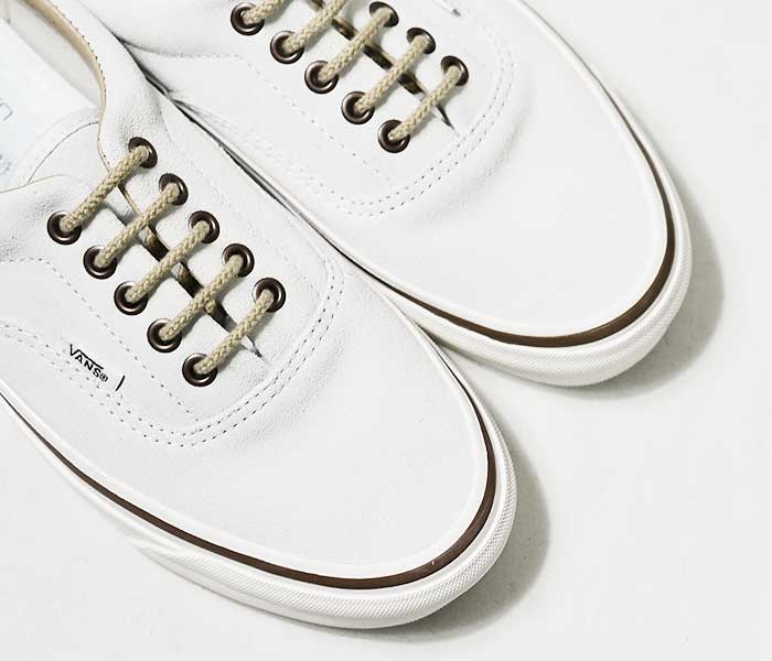 VANS バンズ 限定モデル ANAHEIM FACTORY COLLECTION ''OG WHITE/SUEDE'' エラ スニーカー UA ERA 95 DX スウェード 2018AW (VN0A2RR1UL4-WHT-18AW)