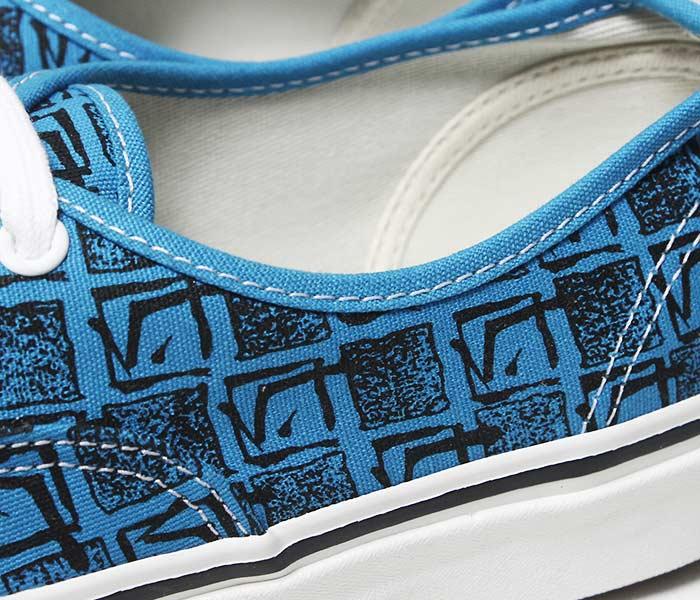 バンズ・ヴァンズ/VANS 限定モデル アナハイムファクトリー/ANAHEIM FACTORY ''OG BRIGHT BLUE/SQUARE ROOT'' オーセンティック AUTHENTIC 44 DX (VN0A38ENU69-BLUE)