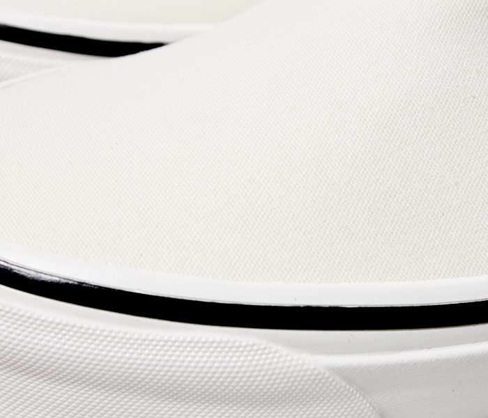 バンズ・ヴァンズ/VANS 限定モデル アナハイムファクトリー/ANAHEIM FACTORY ''OG WHITE/WHITE'' スリッポン CLASSIC SLIP-ON 98 DX (VN0A3JEXQU1-BLACK)