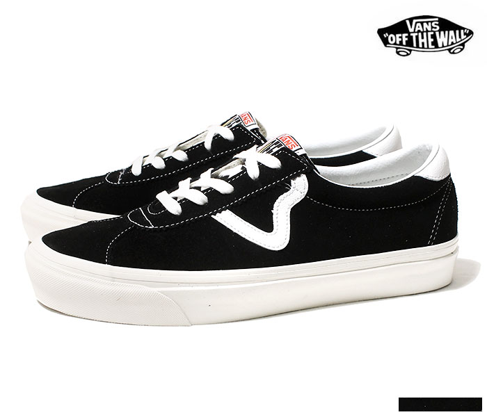 VANS バンズ 限定モデル ANAHEIM FACTORY COLLECTION STYLE 73 DX BLACK スタイル 73 DX ブラック スニーカー スウェード (VN0A3WLQUL1-BLK-19SS)