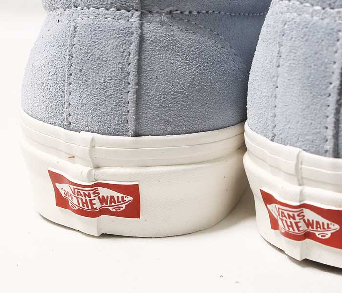 VANS バンズ 限定モデル ANAHEIM FACTORY COLLECTION STYLE 73 DX LIGHT BLUE スタイル 73 DX ライトブルー スニーカー スウェード (VN0A3WLQVTL-BLU-19SS)