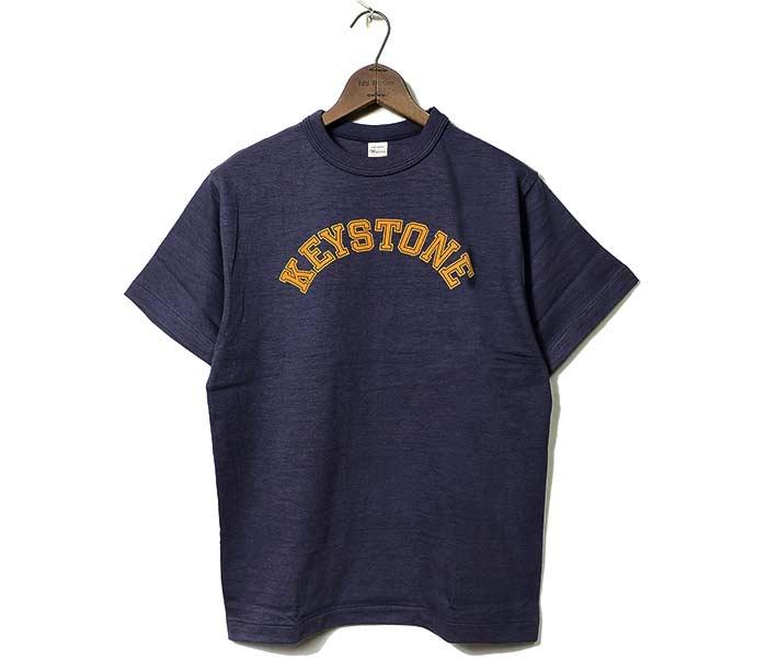 ウエアハウス/WAREHOUSE 日本製 KEYSTONE プリントTシャツ (18SS-4601-OSWEGO)