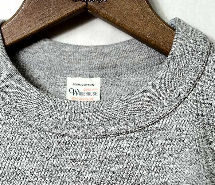 ウエアハウス/WAREHOUSE 日本製 MERCY プリントTシャツ (18SS-4601-MERCY)