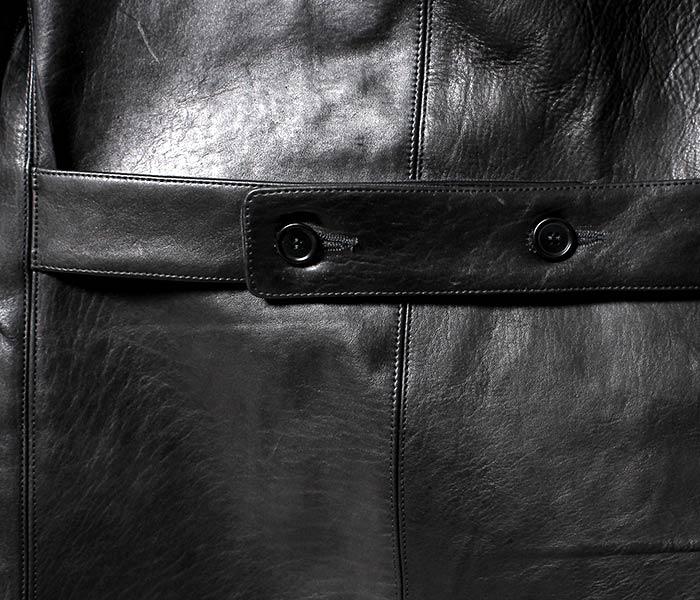 [送料無料]ウエアハウス/WAREHOUSE 日本製 HORSE LEATHER JACKET ホースレザージャケット (2114)