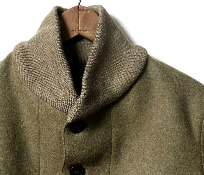 WAREHOUSE ウエアハウス 日本製 A-1 スタイル ウール ジャケット 2126 A-1 STYLE WOOL JACKET (2126-A-1-STYLE-WOOL-JKT)