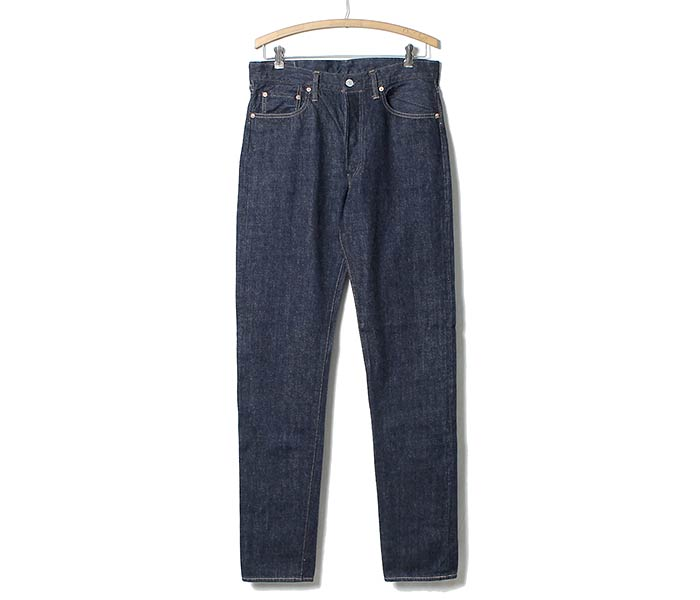 2a882239c8a1 ワーカーズ/WORKERS Lot802 スリムテーパードジーンズ (LOT802-SLIM-TAPERED-JEANS)