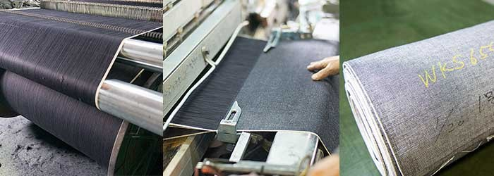 WORKERS From Cotton to Jeans