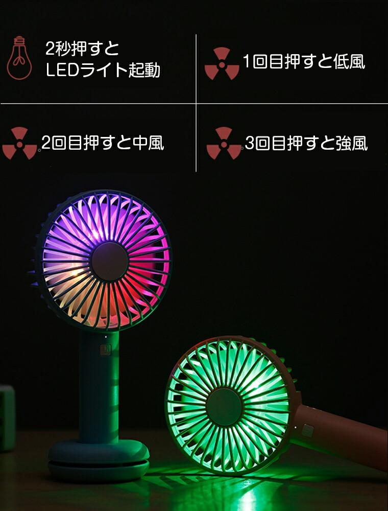 強風 USBファン