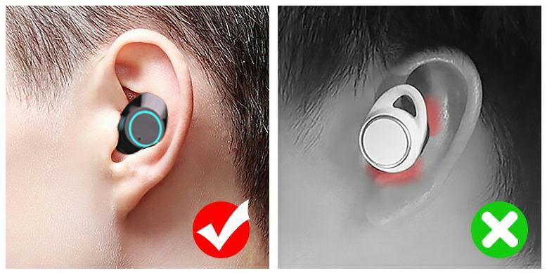 イヤホン Bluetooth 片耳