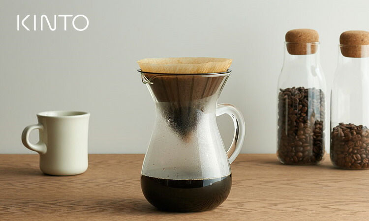 Coffee Maker Slow Drip : Smart Kitchen Rakuten Global Market: KINTO stainless steel filter 4 cups (4 cups for) / KINTO