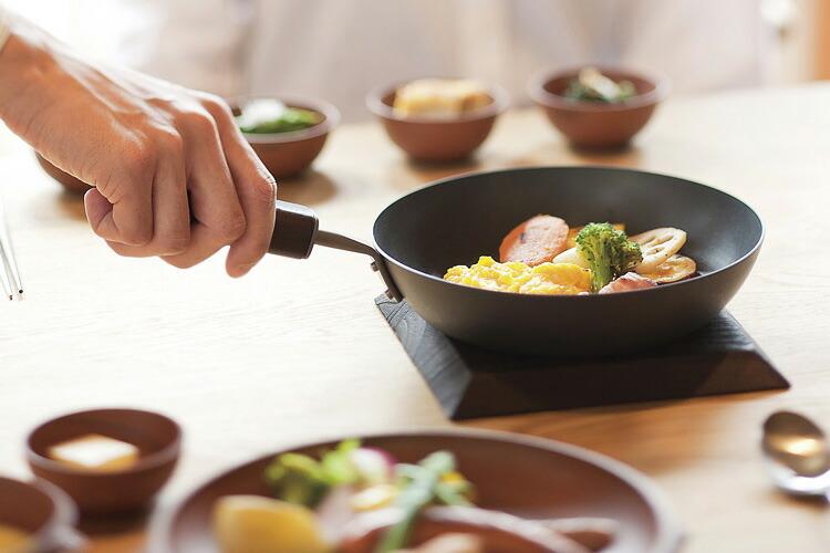 Ceramic Frying Pan Care