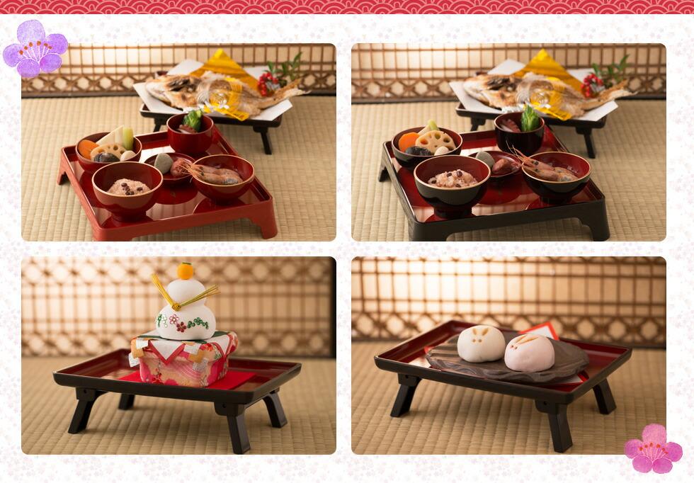お食い初め 食器セット 和膳 二の膳 鯛 皿