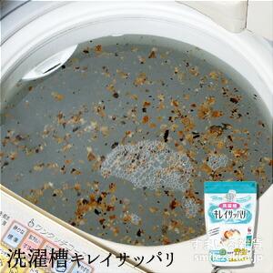 洗濯層キレイサッパリ