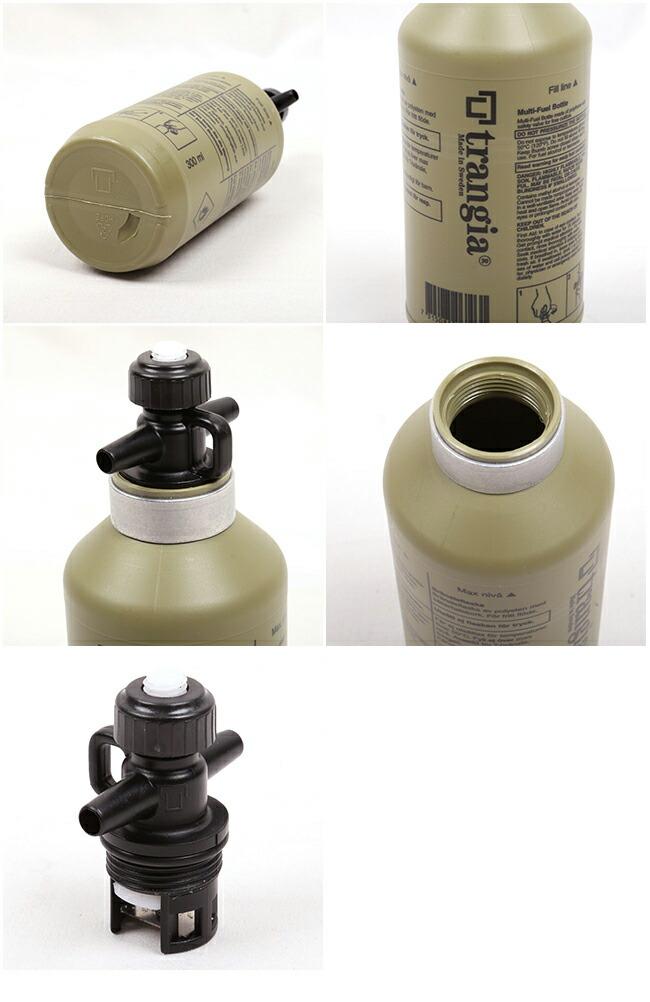 Trangia Trangia Fuel Bottle 0.3L