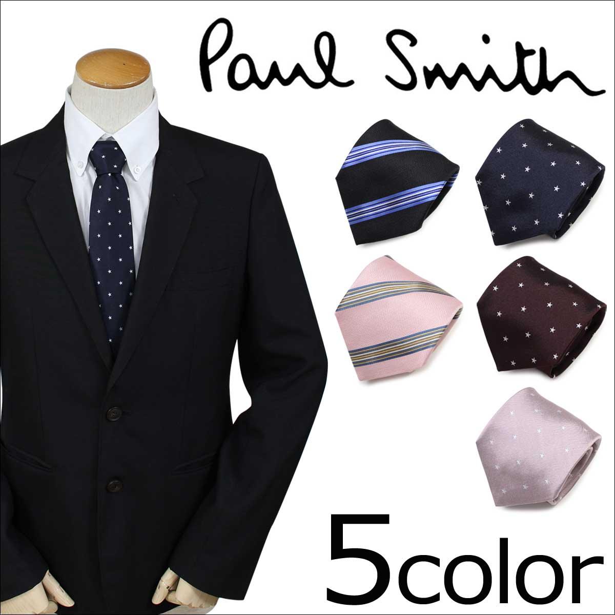 ポールスミス ネクタイ シルク メンズ Paul Smith  イタリア製 ビジネス 結婚式