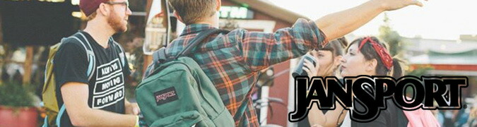 Image result for JANSPORT BACKPACK BANNER