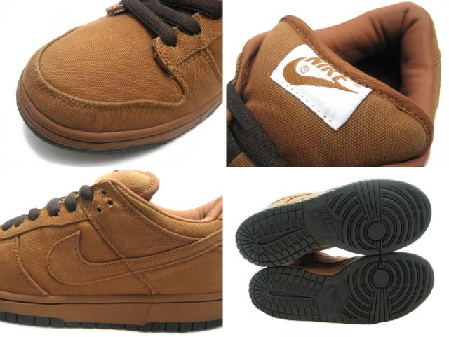 quality design 8d8f7 d9005 Nike NIKE dunk sneakers DUNK LOW PRO SB CARHARTT dunk low pro S beaker  heart 304,292-224 brown men