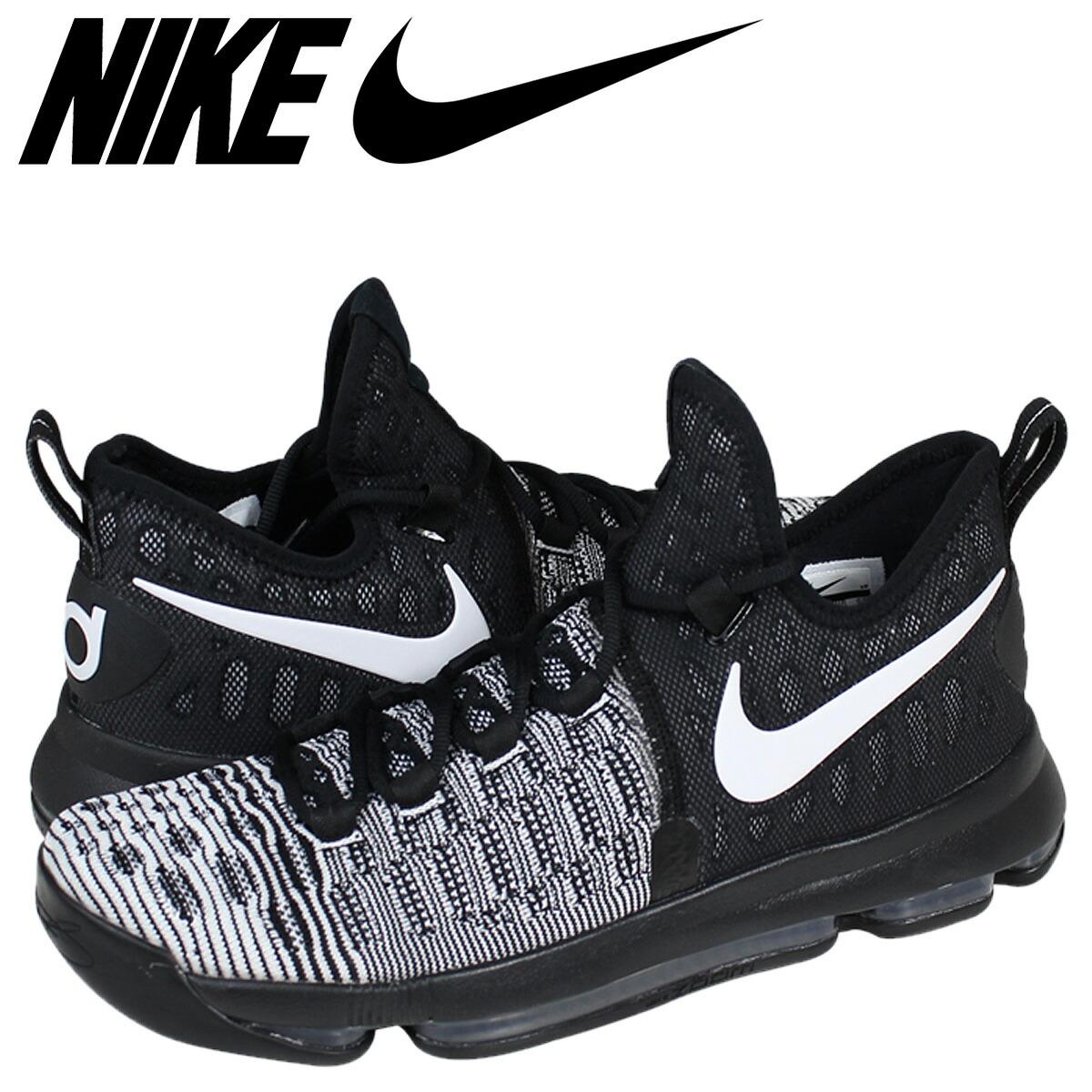 10e3bb6f37dd SneaK Online Shop  Nike NIKE zoom sneakers men ZOOM KD 9 EP black ...