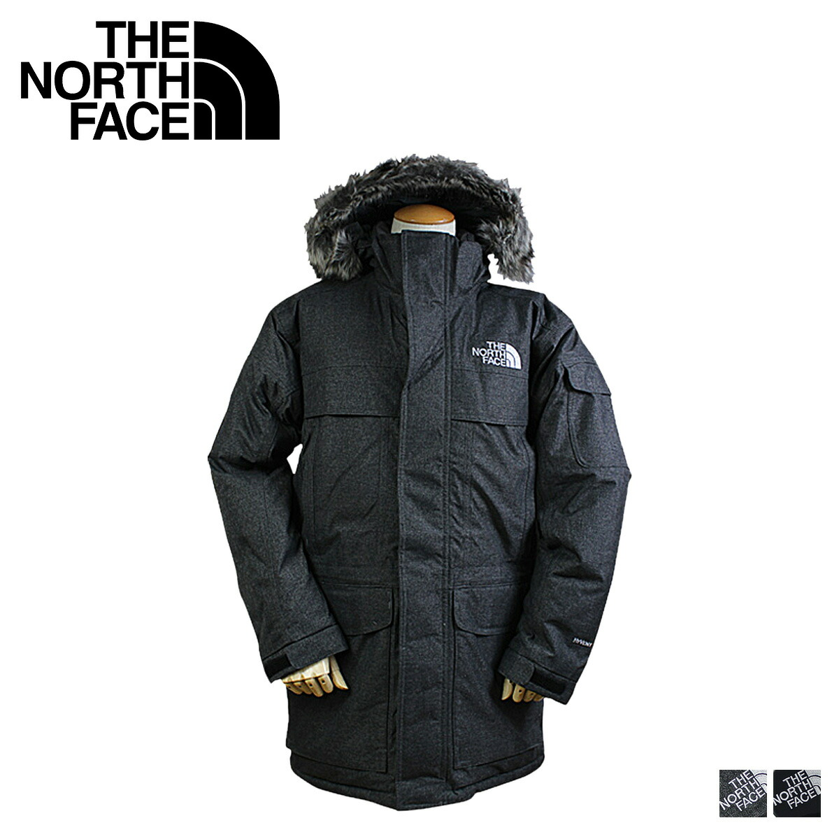 SneaK Online Shop: The MCMURDO PARKA mens, North face THE ...
