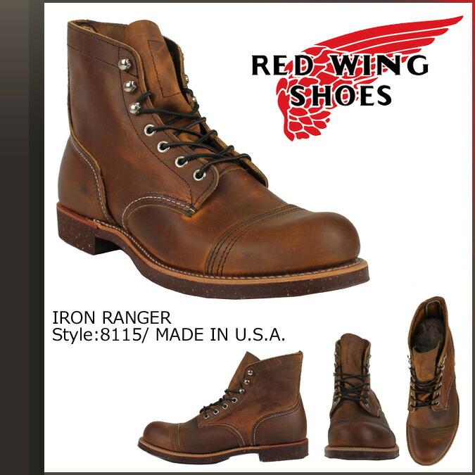 Sneak Online Shop Redwing Red Wing 6 Inch Iron Range