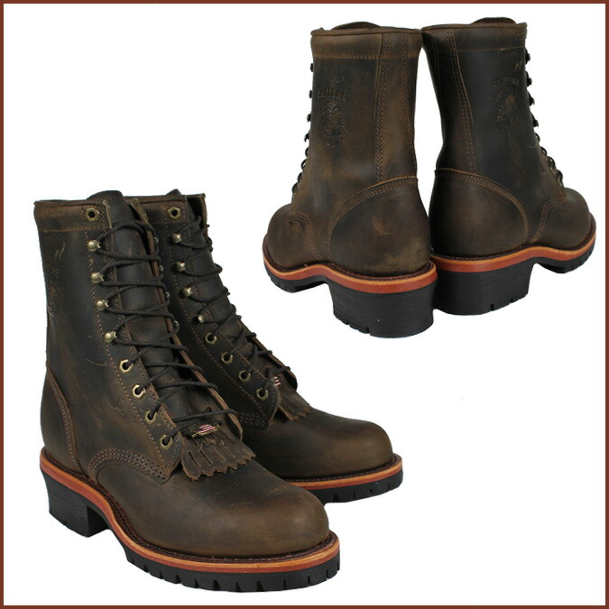 Sneak Online Shop Chippewa Chippewa 8 Inch Logger Boots