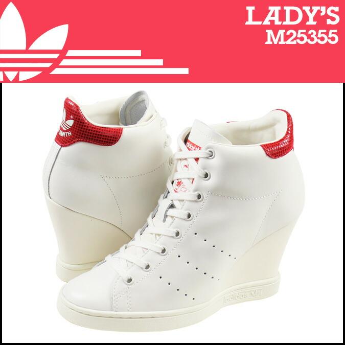 buy online 4c7b9 b486f Adidas Stan Smith Sneaker Wedges aoriginal.co.uk