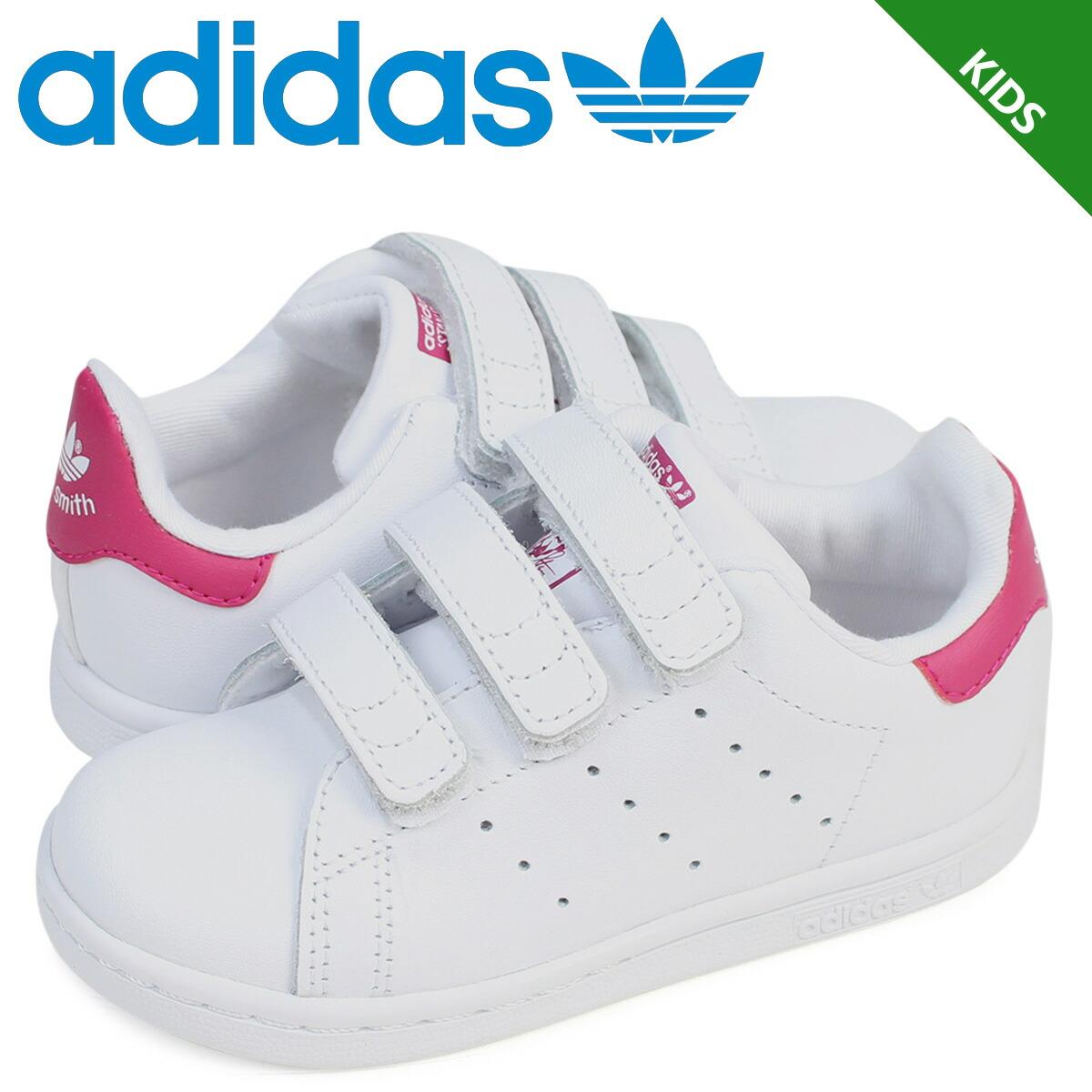 d195bd713a58 SneaK Online Shop  Adidas Stan Smith Velcro kids baby adidas ...