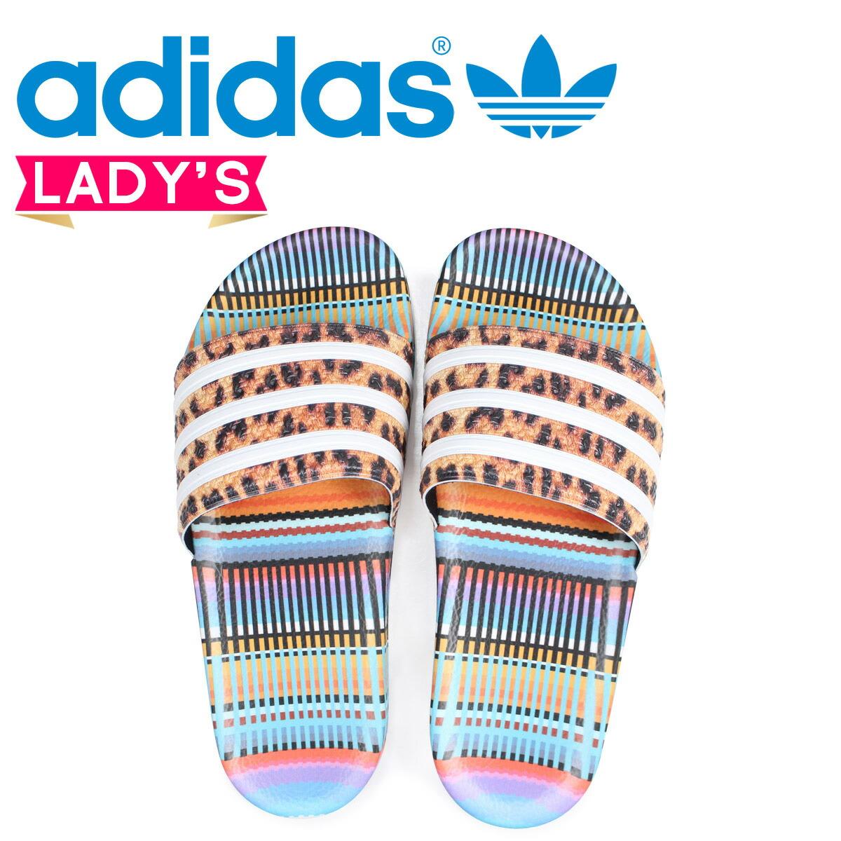 6b541551b SneaK Online Shop  アディダスオリジナルスアディレッタ adidas ...