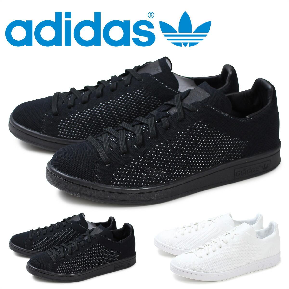 Adidas originals Stan Smith adidas Originals sneakers STAN SMITH PRIMEKNIT men S80065 white black